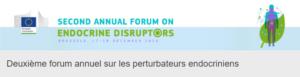 Deuxième forum annuel sur les perturbateurs endocriniens